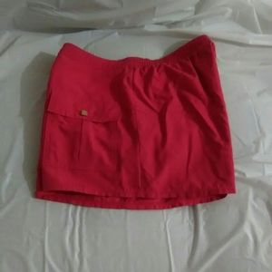 LIZ Claiborne Magenta Shorts